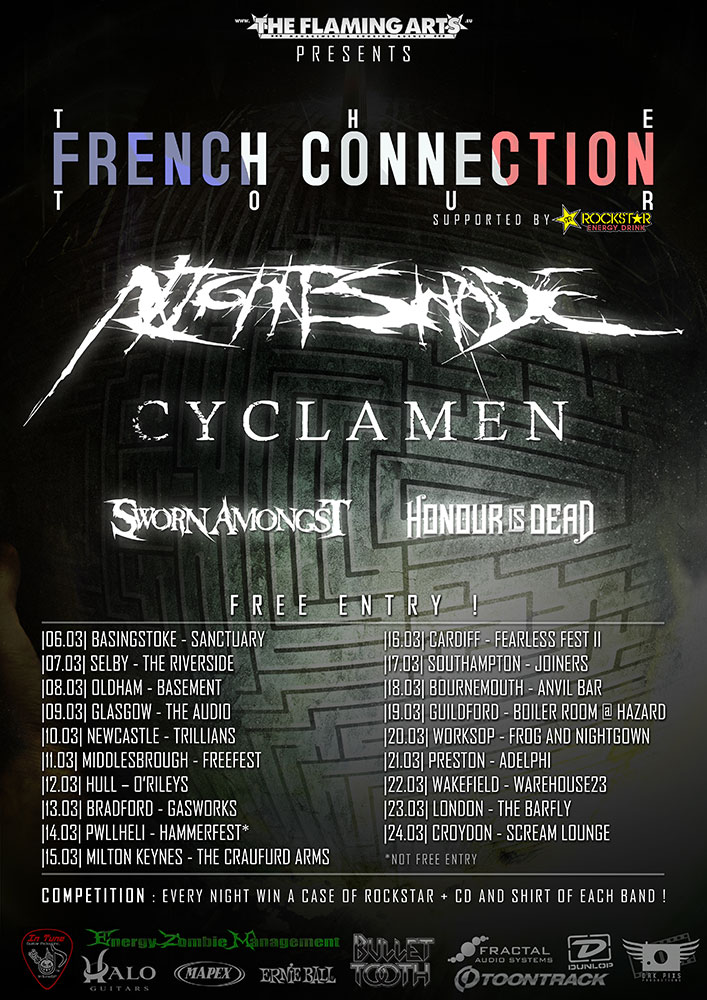 The French Connection Tour