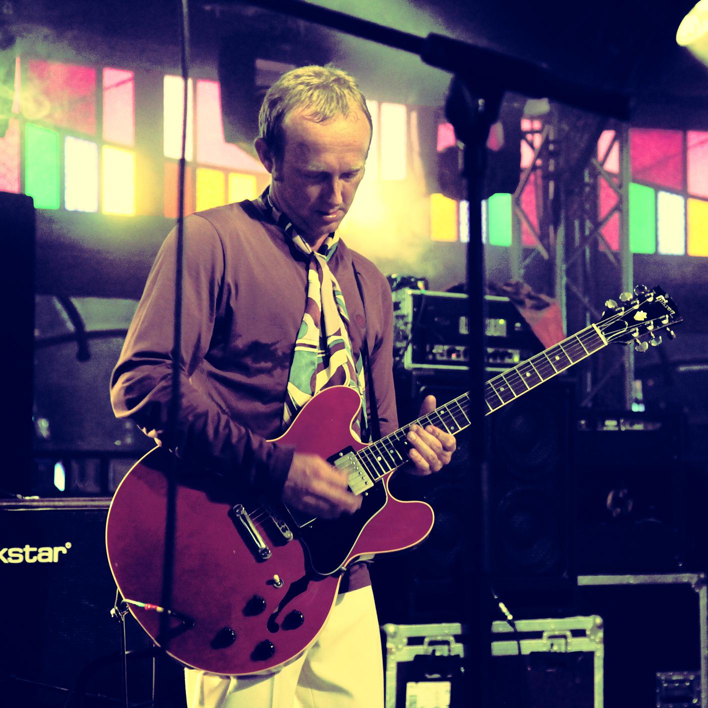 Steve Cradock Band of Ocean Colour Scene/Paul Weller
