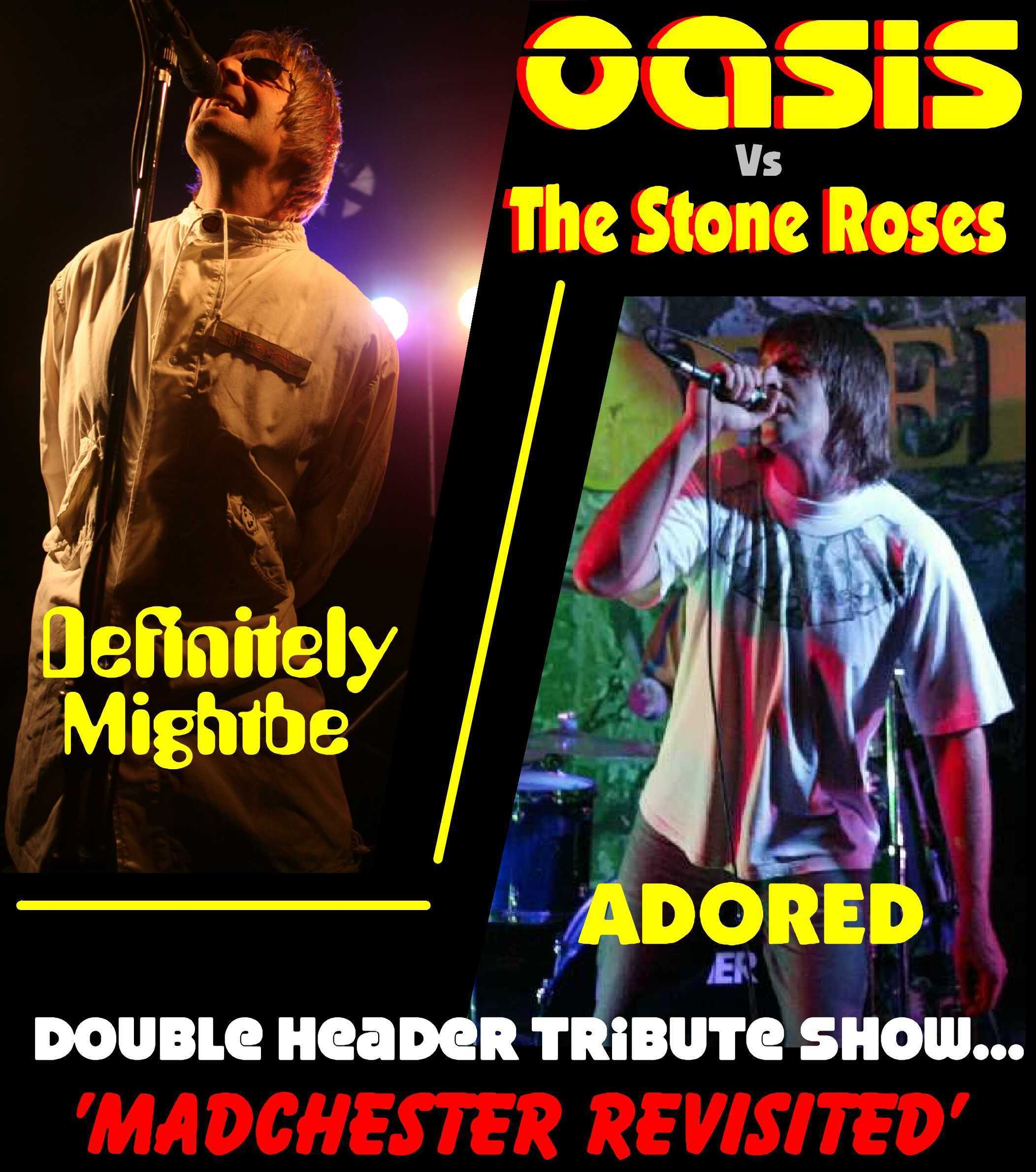 Oasis vs The Stone Roses