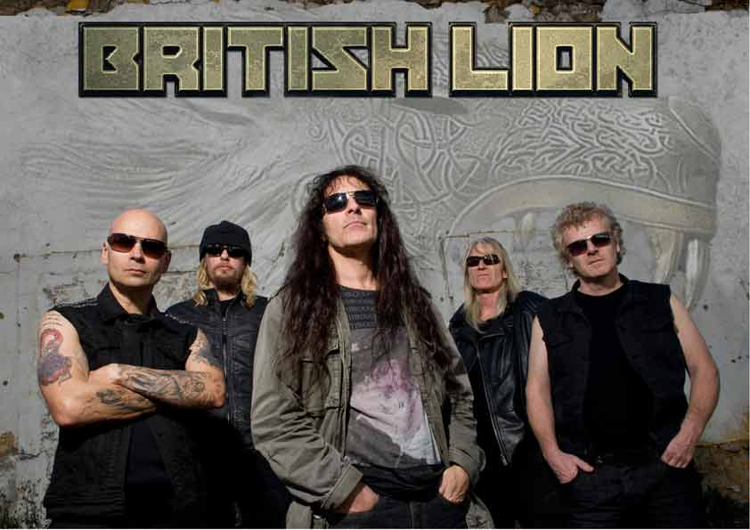Steve Harris British Lion
