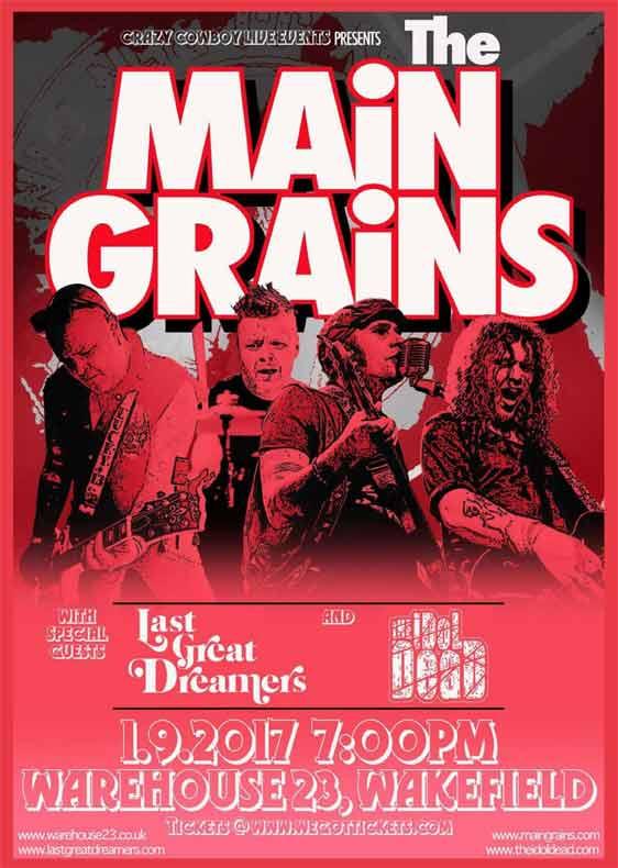 The Main Grains