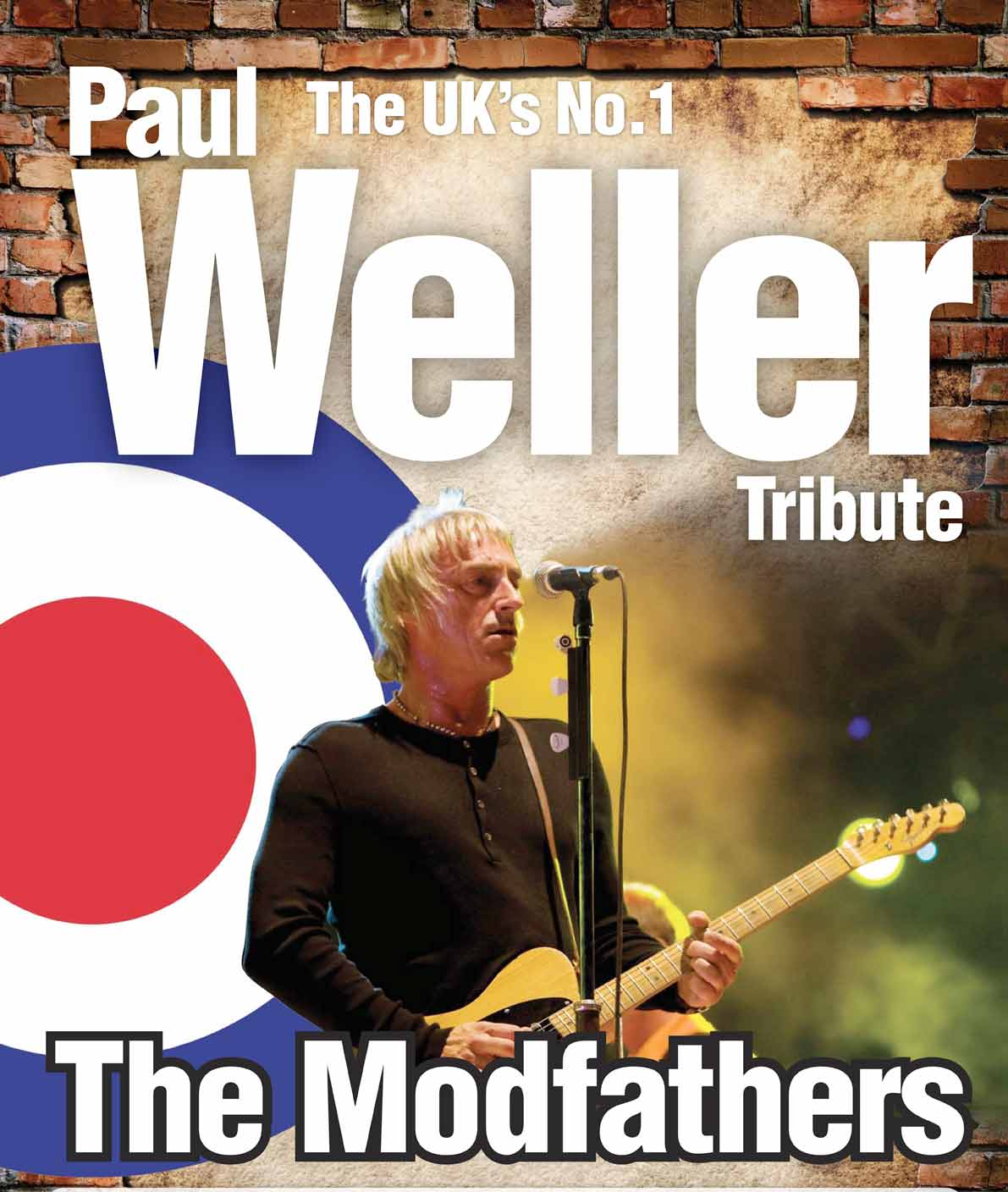 The Modfathers' The UK's No 1 Paul Weller Tribute