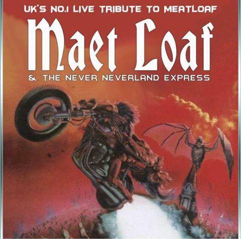 Maet Loaf & The Never Neverland Express