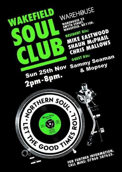 Wakefield Soul Club