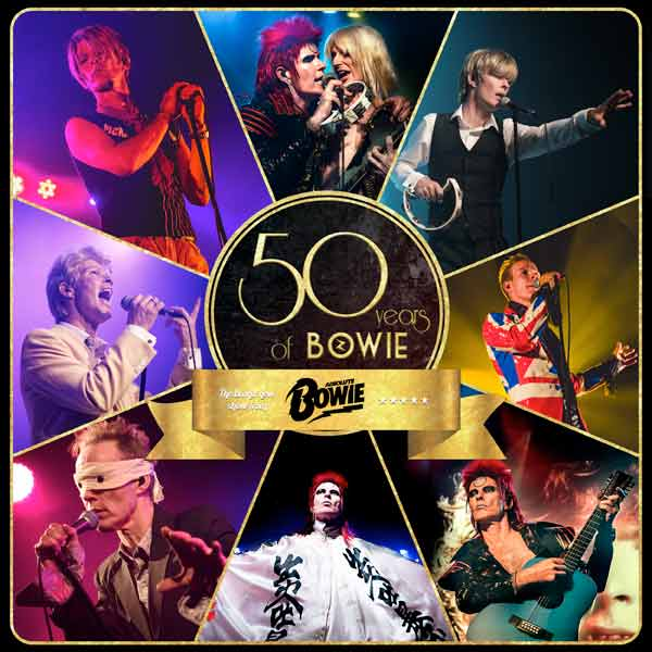 Absolute Bowie - 50 Years of David Bowie