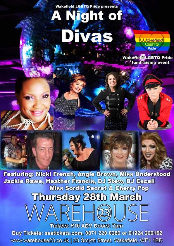 A Night of Divas